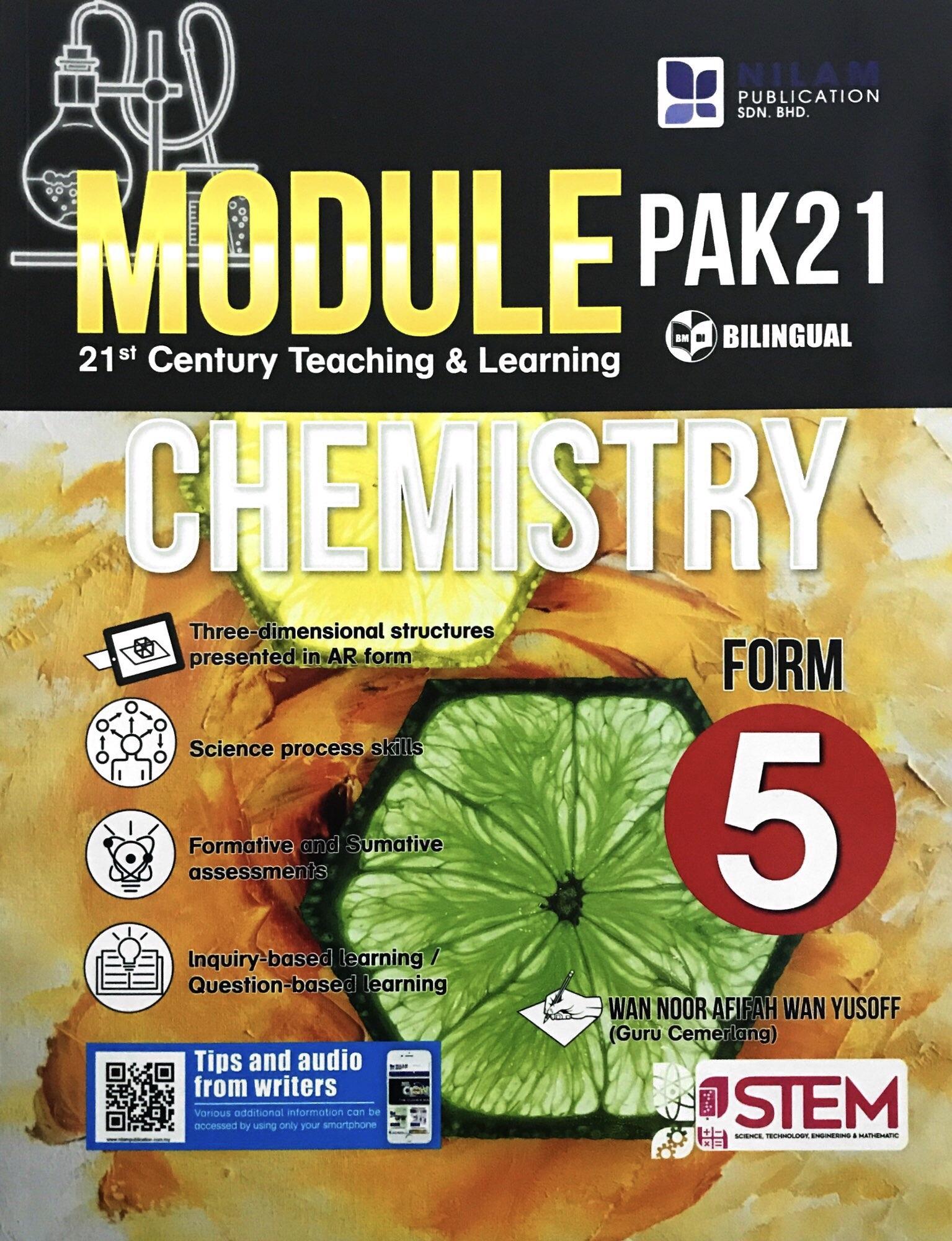 Modul Pengajaran & Pembelajaran Abad Ke-21 Chemistry Form 5 (2019)