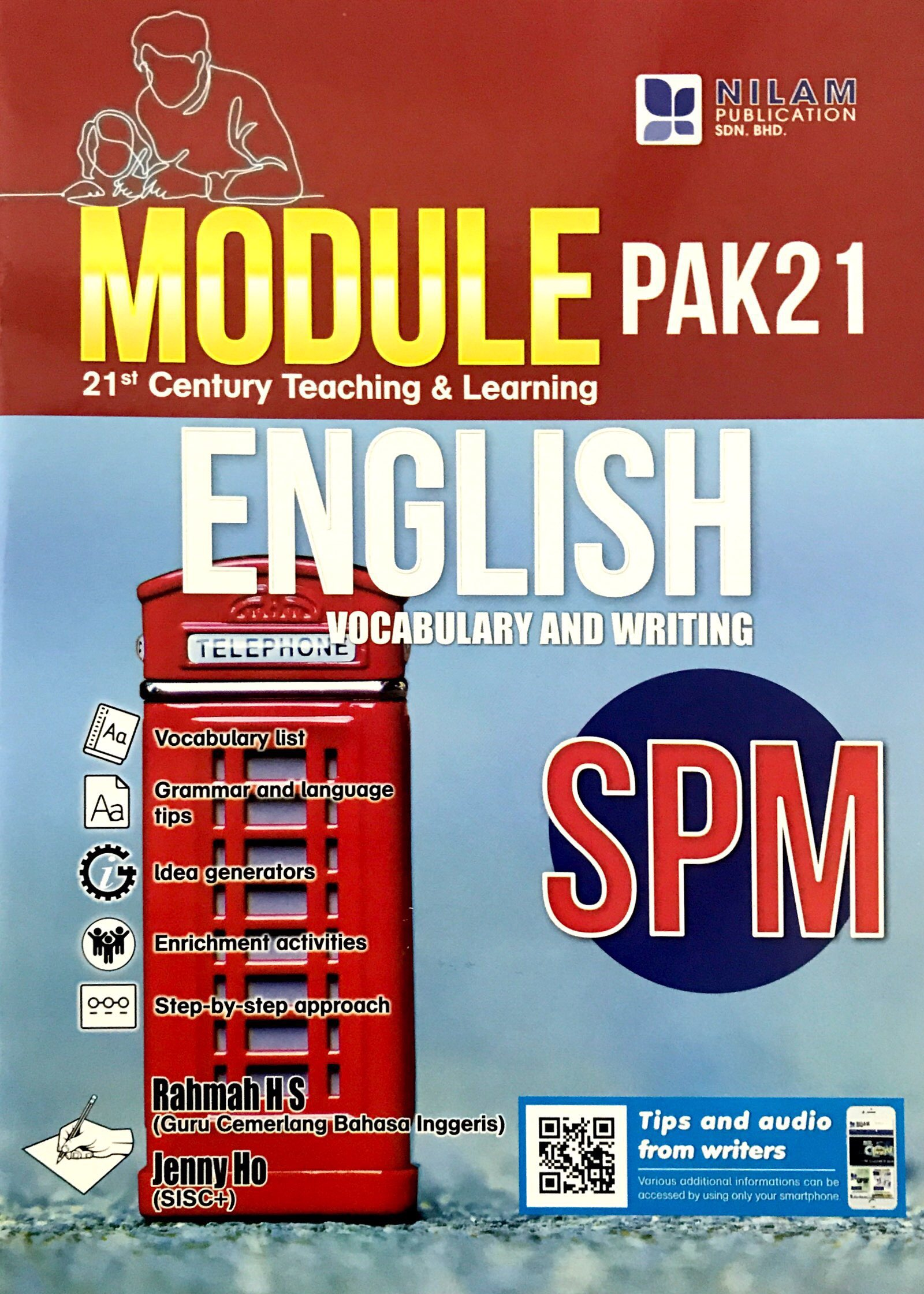 Modul Pembelajaran & Pengajaran Abad Ke-21 Edisi 2019 English Vocabulary and Writing