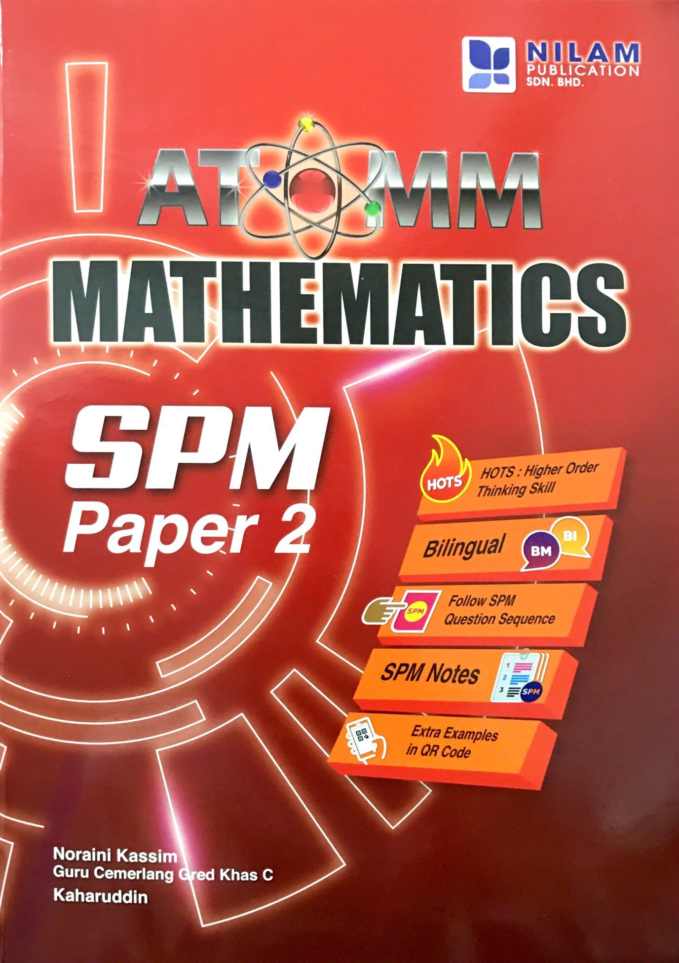 ATOMM Mathematics  SPM Paper 2 (2018)