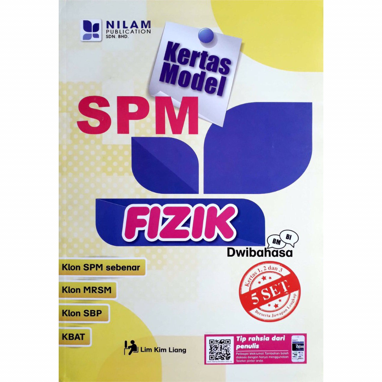 Clearance Stock Kertas Model SPM Fizik (2018)