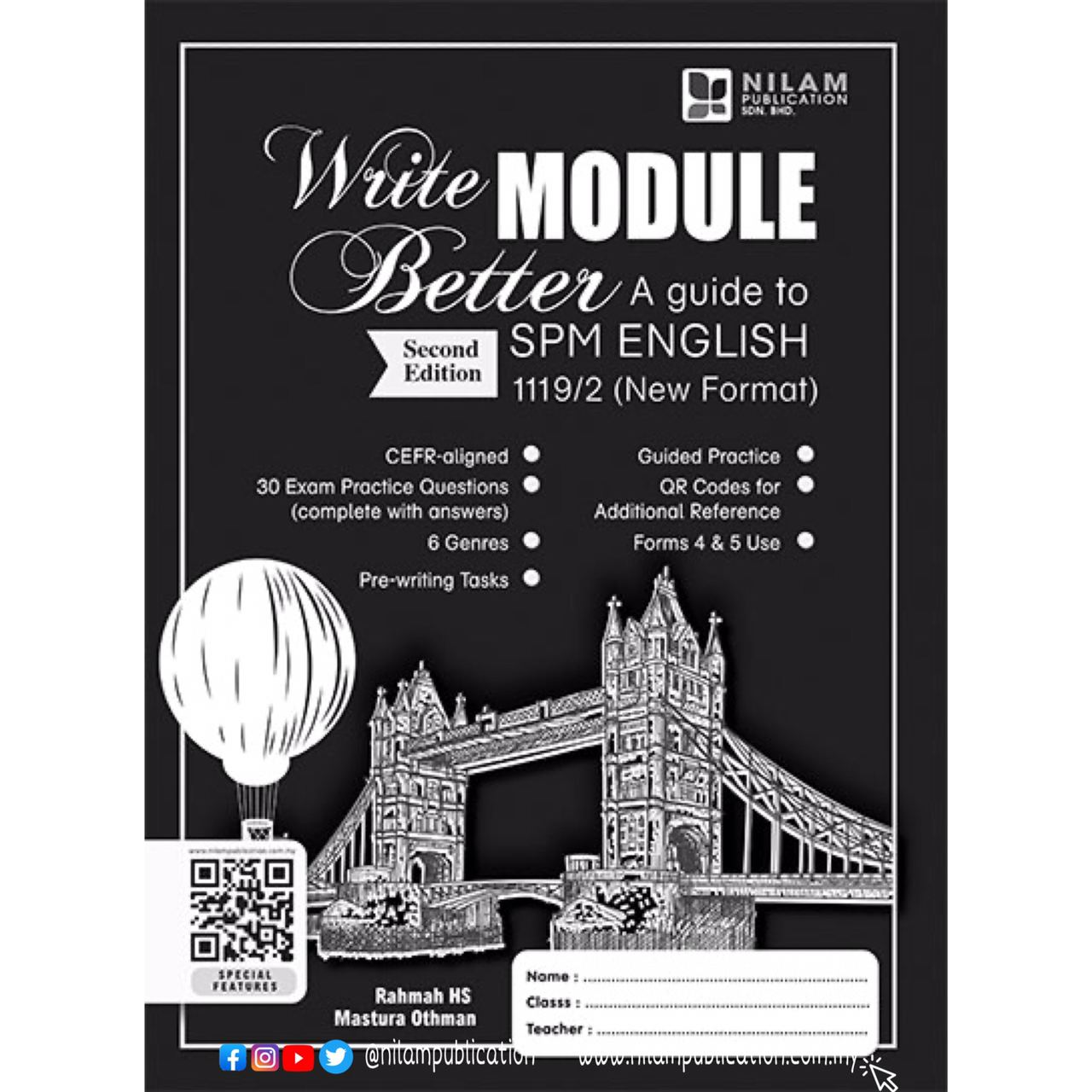 Write Module Better English SPM (2021)
