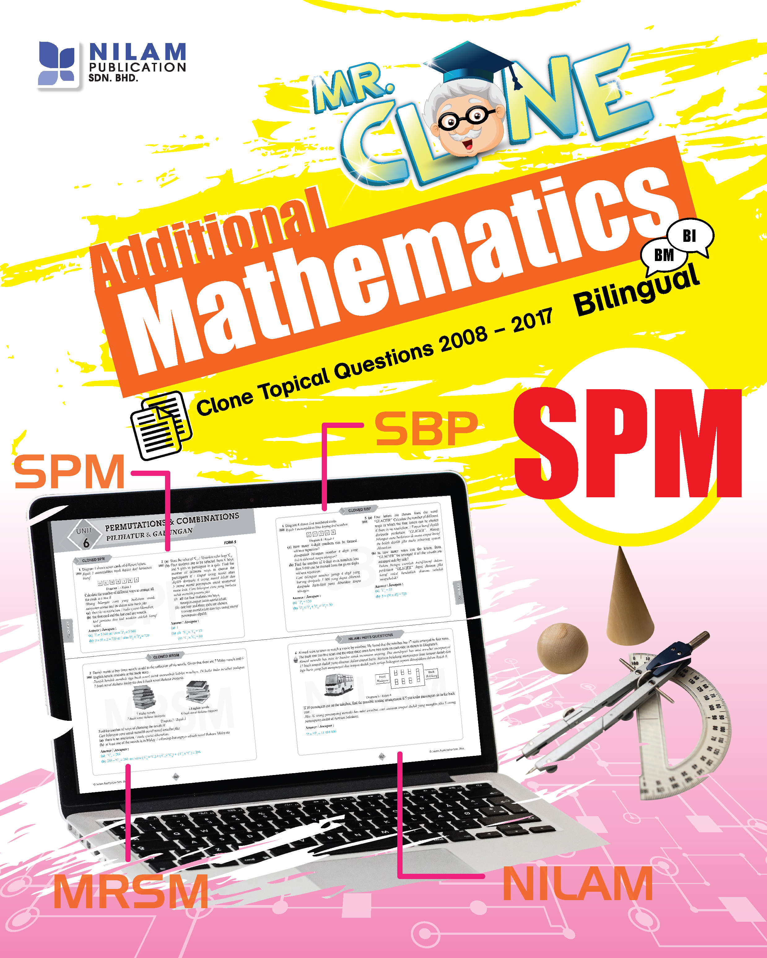 Mr. Clone Additional Mathematics SPM (2018)