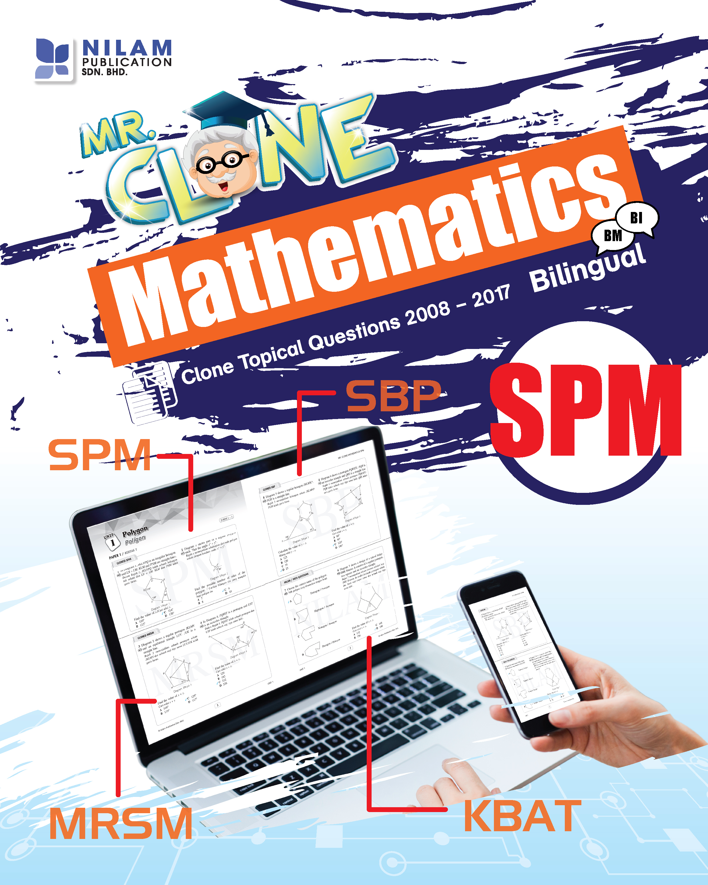 Mr. Clone Mathematics SPM (2018)