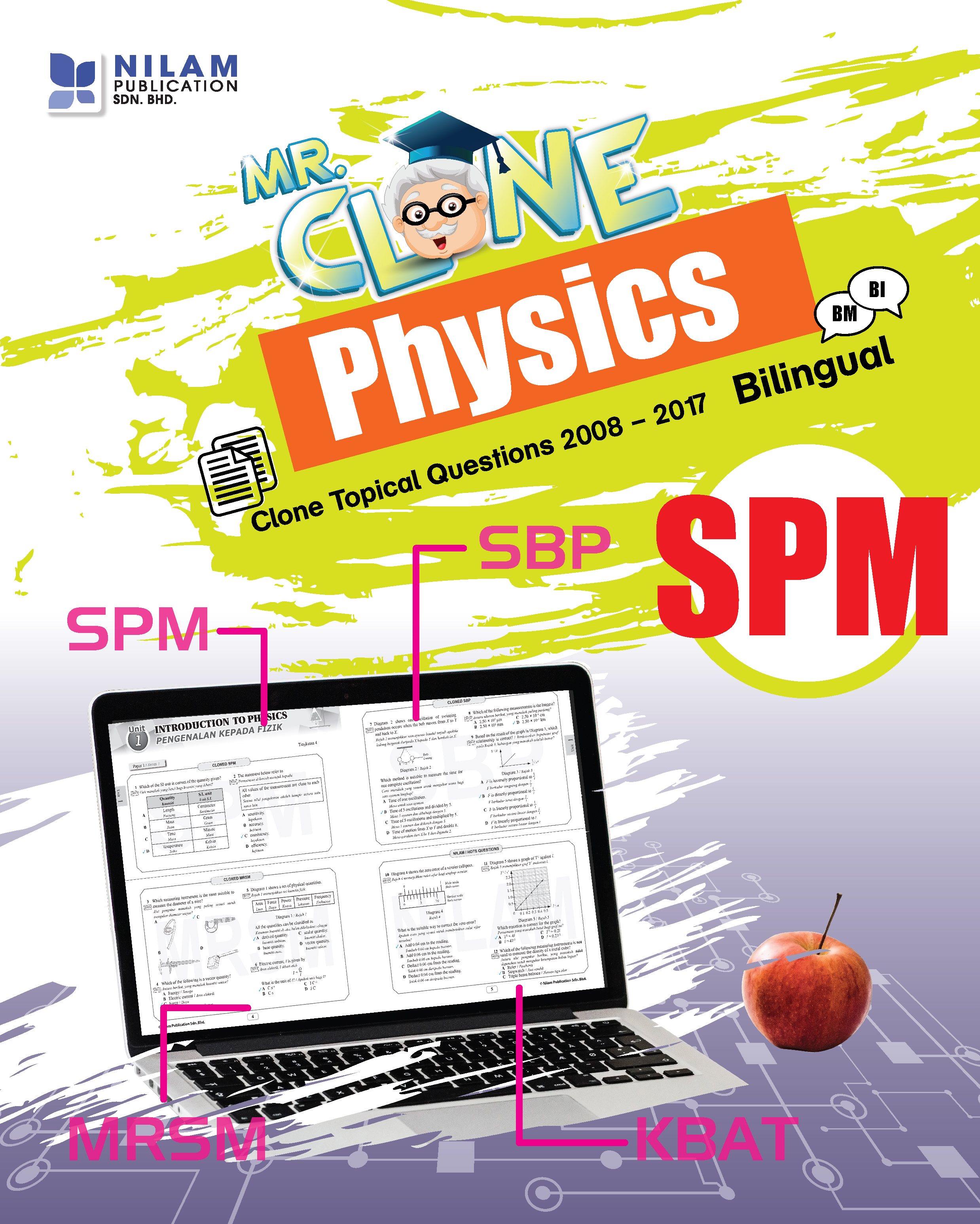 Mr. Clone Physics SPM (2018)