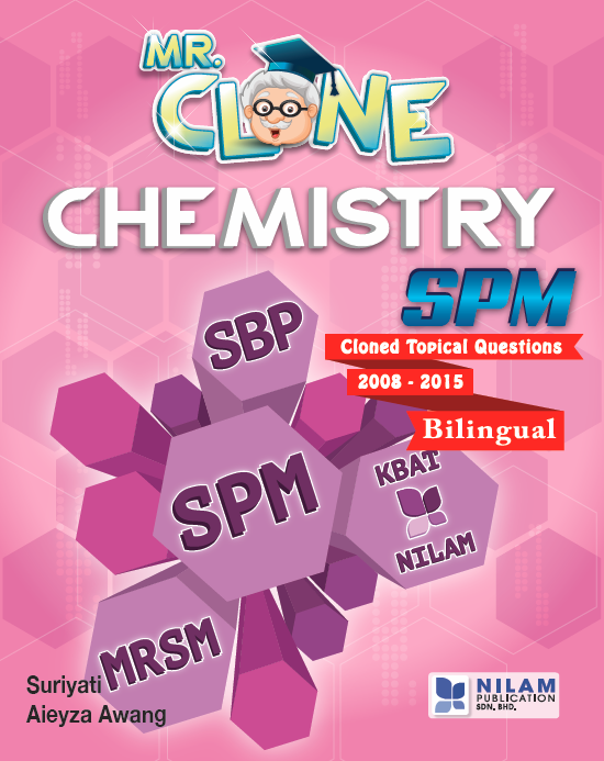 Clearance Stock Mr. Clone Chemistry SPM (2016)