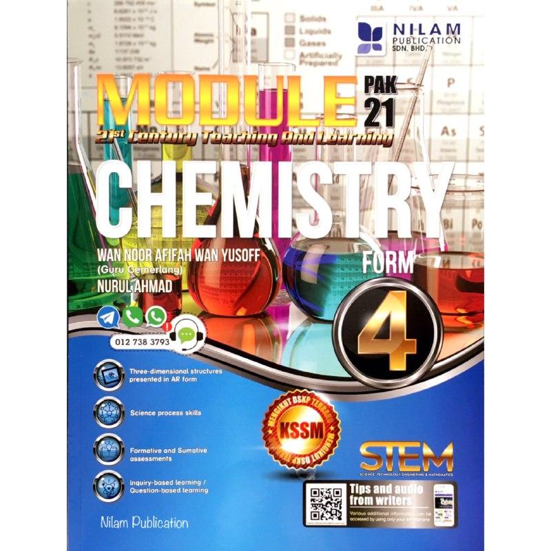 Jawapan Modul Kimia Tingkatan 4 Kssm 2020 Azemi Bin Ahmad