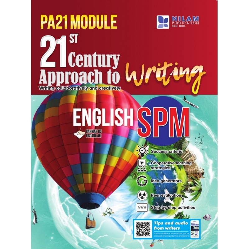 Modul Pengajaran & Pembelajaran Abad Ke-21 English Approach to Writing (2019)