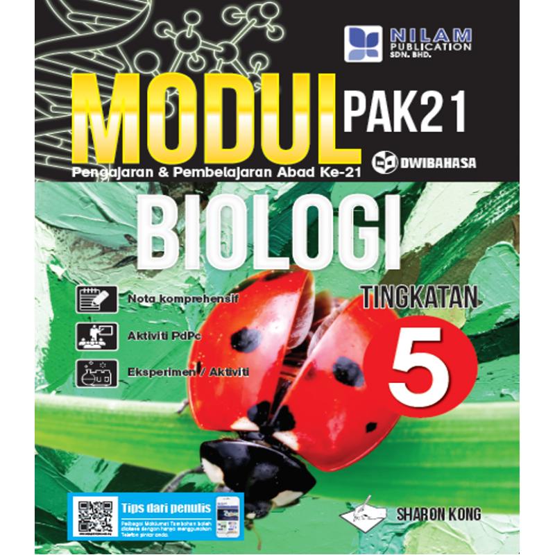 Modul Pengajaran & Pembelajaran Abad Ke-21 Biologi Tingkatan 5 (2019)