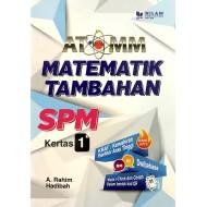 Matematik Tambahan SPM Kertas 1 (1)