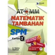 Matematik Tambahan SPM Kertas 2 (1)