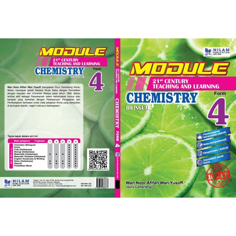 21st Century Teaching & Learning Module Chemistry Form 4 (2017)