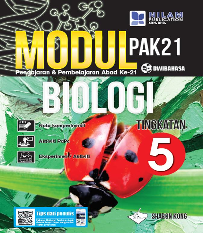 Jawapan Modul Biologi Tingkatan 4 Nilam Publication